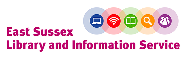 East Sussex Library and Information Services logo
