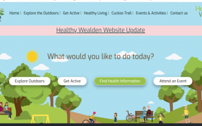 Healthy Wealden Website