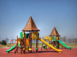 Picture of a children's playground