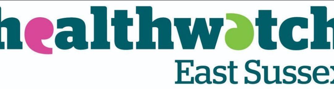 Healthwatch East Sussex Logo