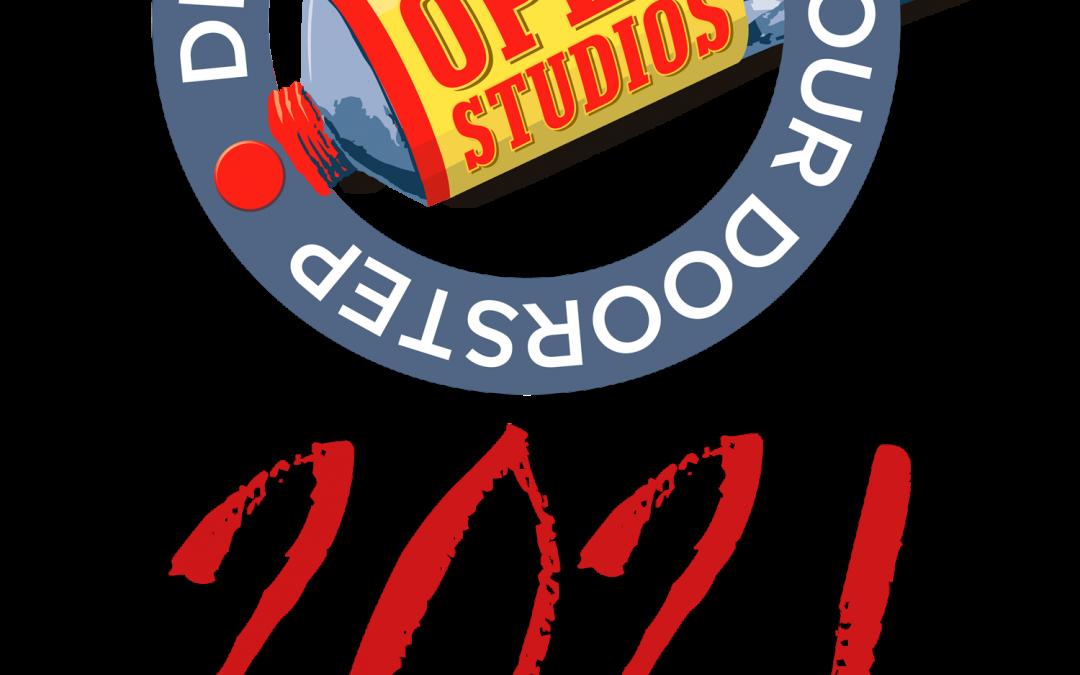Art on your doorstep - Open studios logo