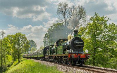 Bluebell Railway – 60+1
